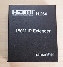 Передатчик HDMI to UTP -  AVE HDEX 150TS