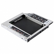 Корпус HDD Caddy Optibay 12,7 мм для PC-ноутбуков - SATA-SATA