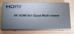 Переключатель HDMI - AVE HDSW 8x1MV (Multi Viewer)